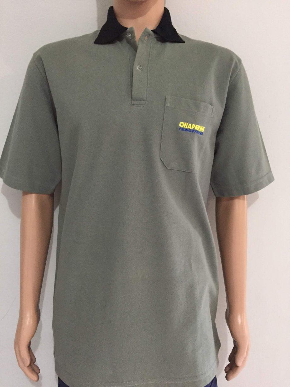 Camisa Polo tecido Piquê